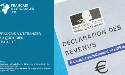 Français à l'étranger au quotidien : fiscalité